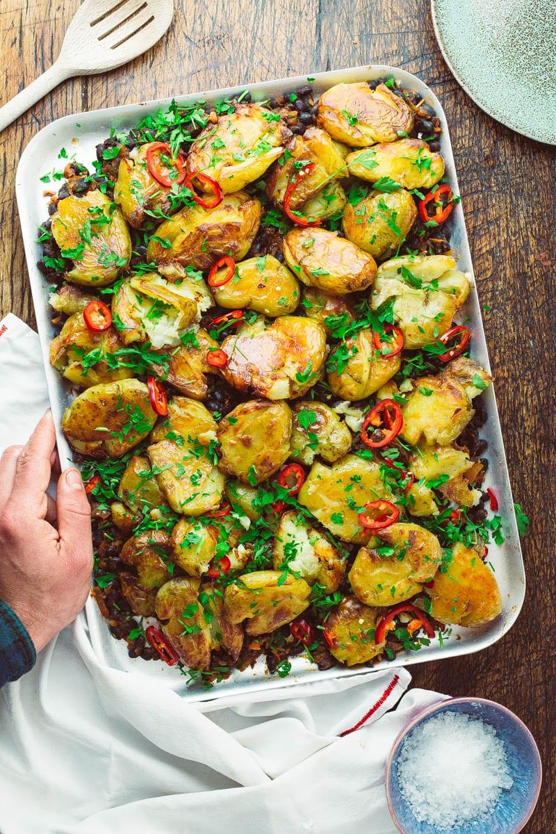 roast new potatoes profile