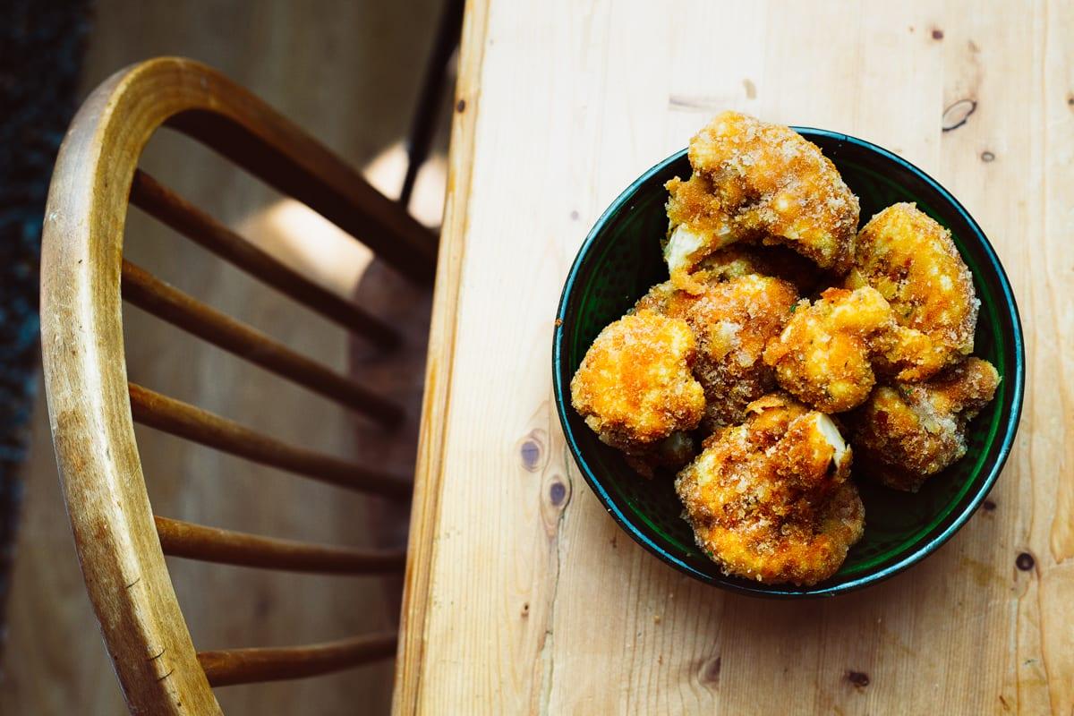 Lowly The Best Vegan Kentucky Fried Cauliflower
