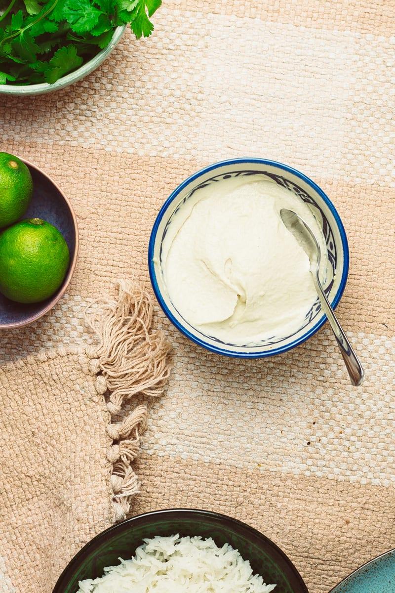 Vegan Sour Cream Profile