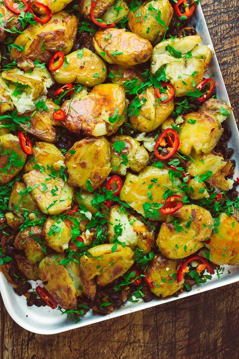 roast new potatoes zoomed