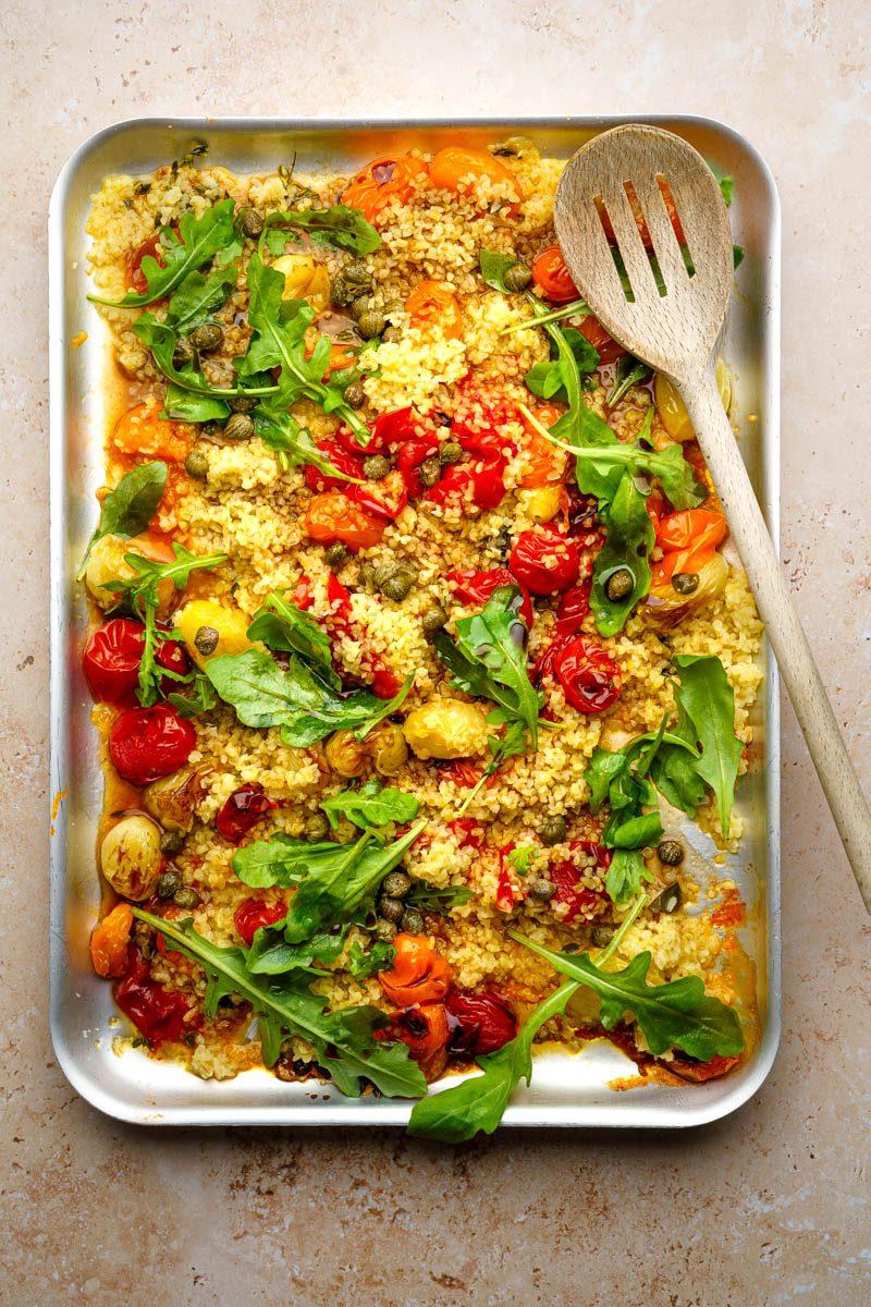 roast tomato salad full